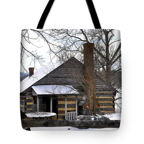 Mccormick Farm 5 Tote Bag by Todd Hostetter