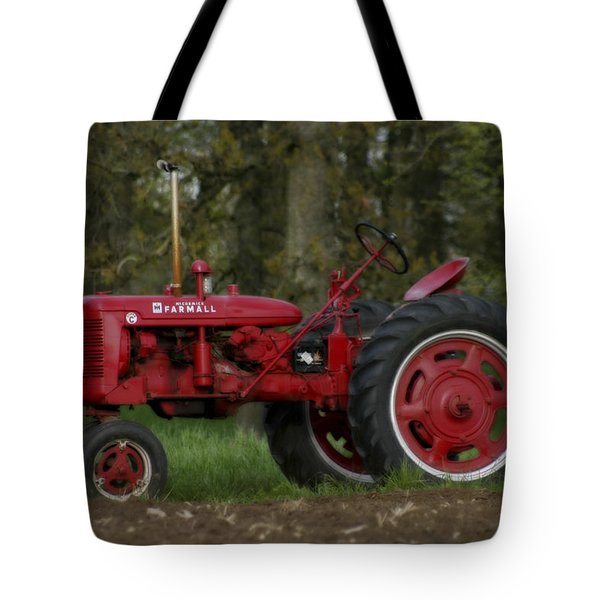 Mccormick Farmall Tote Bag