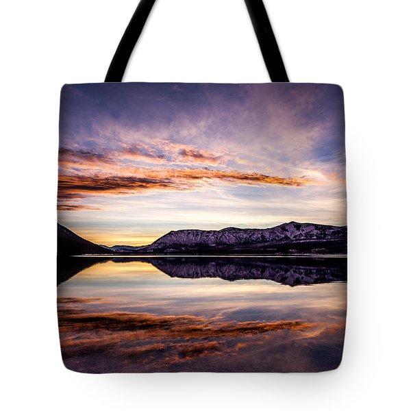 Mcdonald Palette Tote Bag