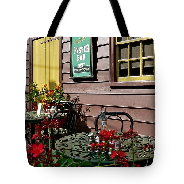 Mcgarvey's Saloon And Oyster Bar Tote Bag