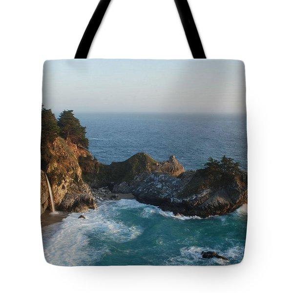 Mcway Falls Tote Bag