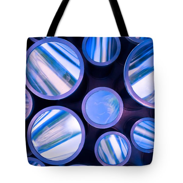 Tote Bag featuring the photograph Me And The Kaleidoscope by Jonathan Nguyen