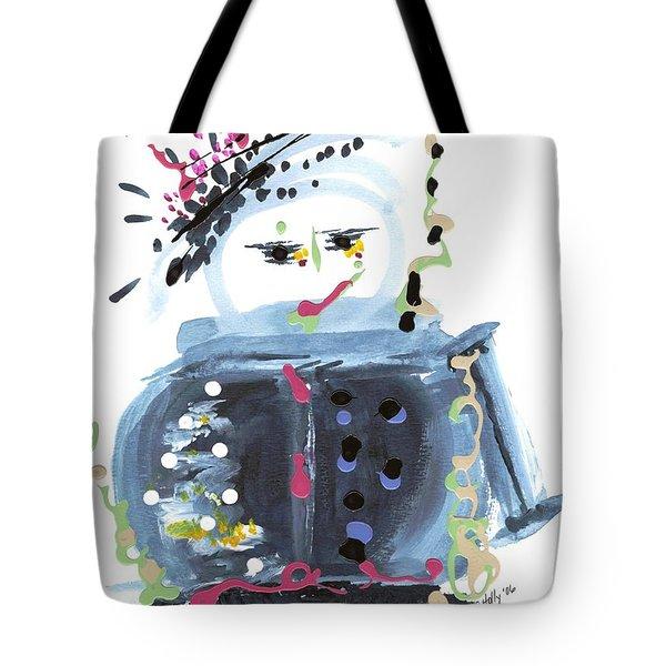 Me Stewpot Tote Bag
