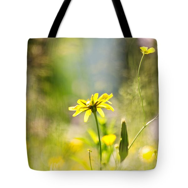 Meadow Tote Bag by Christine Sponchia
