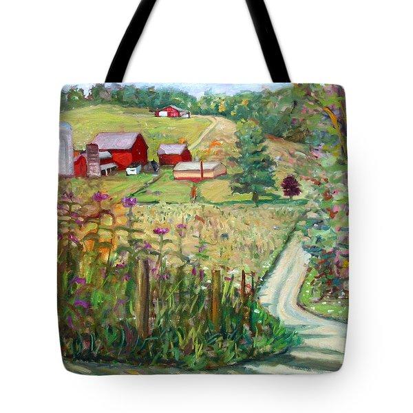Meadow Farm Tote Bag