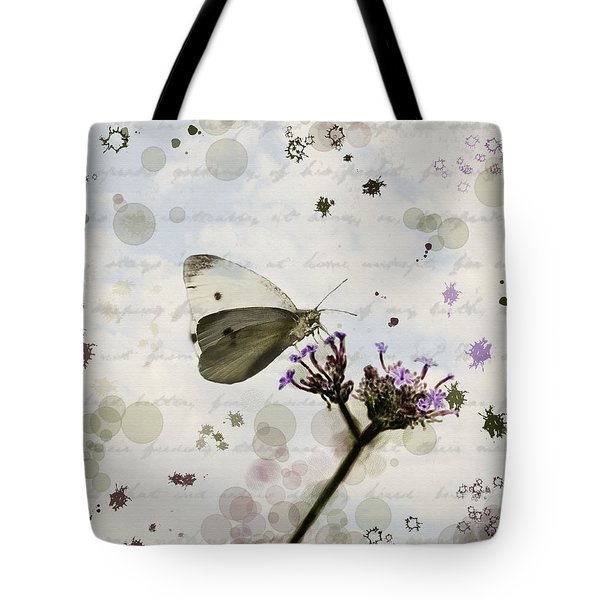 Meadow Garden Tote Bag