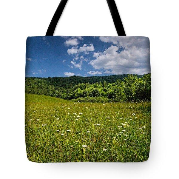 Black Rock Mountains Tote Bag