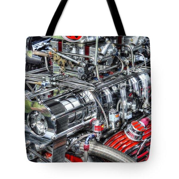Mechanics Tote Bag by Bill Wakeley
