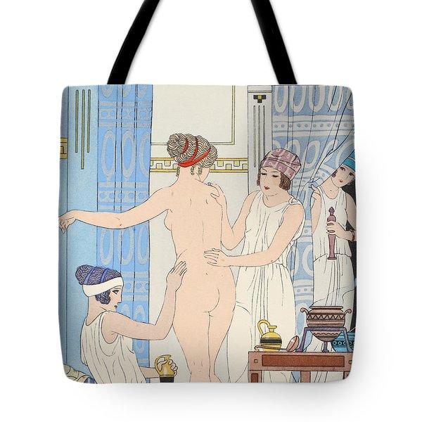 Medical Massage Tote Bag