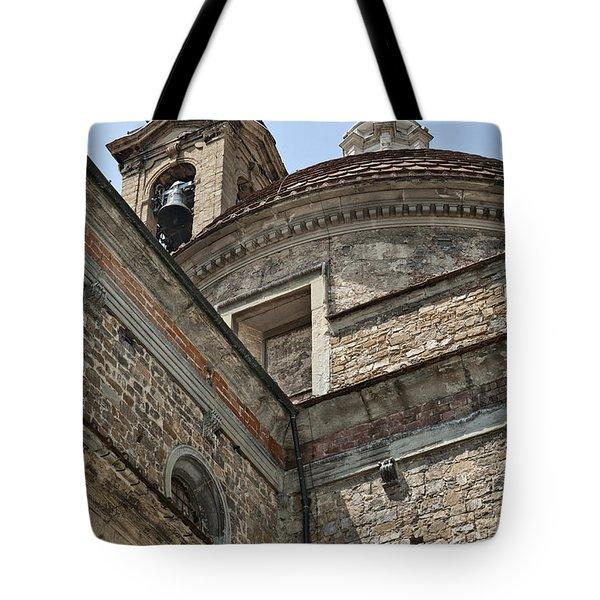 Medici Chapel And Basicilica Of San Lorenzo Tote Bag