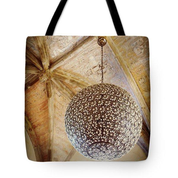Medieval Modern Tote Bag