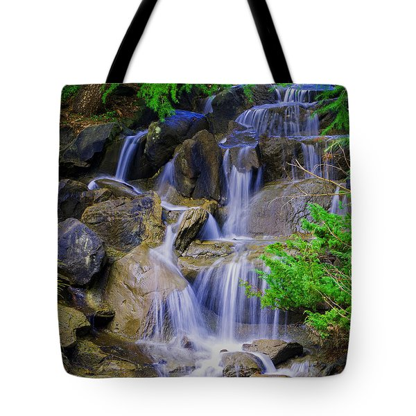 Meditation Moment Tote Bag