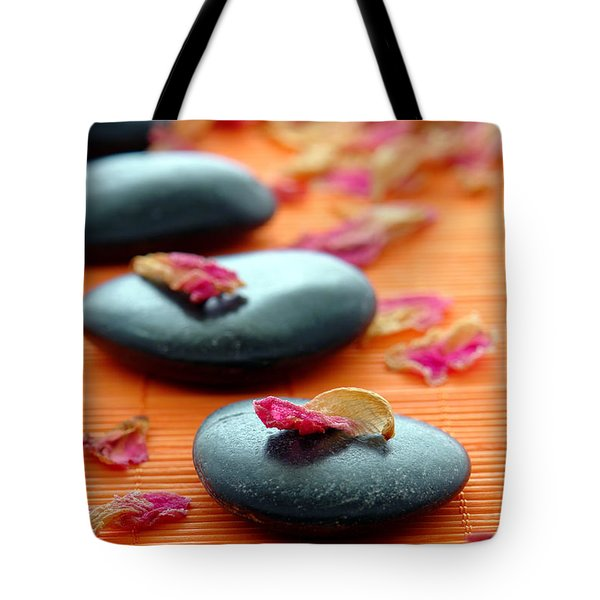 Meditation Zen Path Tote Bag