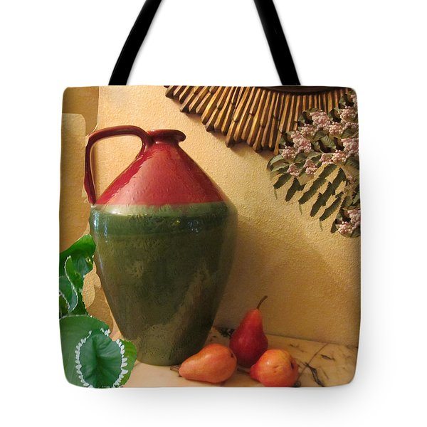 Mediterranean Juicy Snack Tote Bag