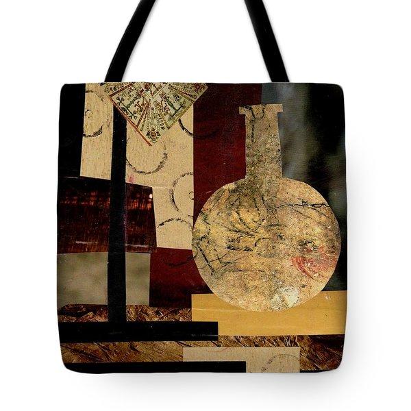 Mediterranean Vase Tote Bag