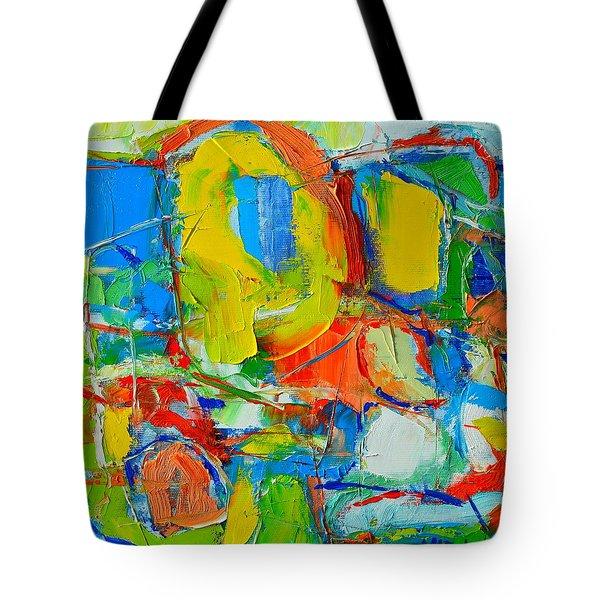 Mediterranean Wings Tote Bag by Ana Maria Edulescu