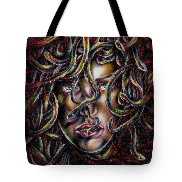Medusa No. Three Tote Bag