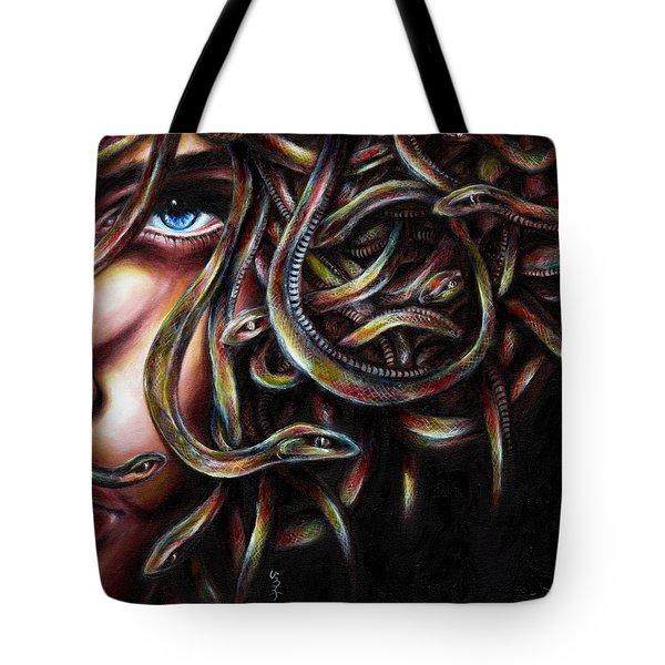 Medusa No. Two Tote Bag
