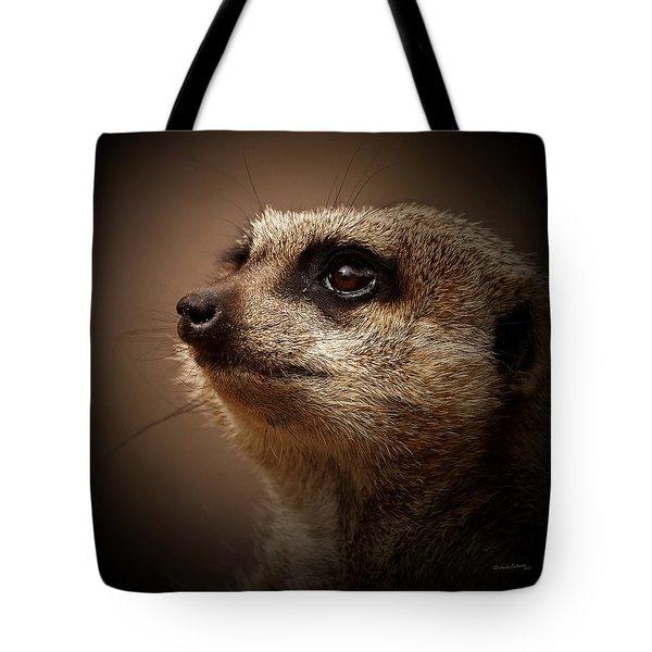 Meerkat 6 Tote Bag
