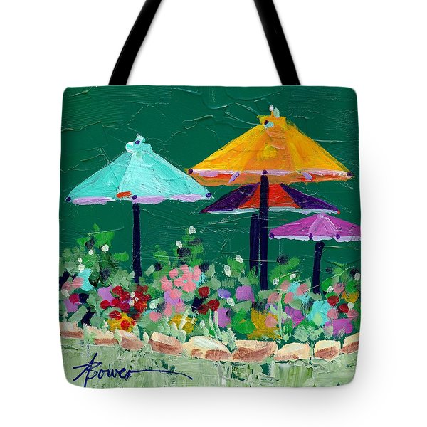 Meet Me At The Cafe Tote Bag