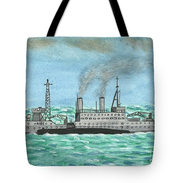 Meeting For Supplies  Tote Bag by John Williams