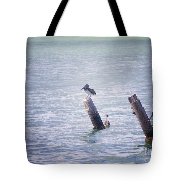 Tote Bag featuring the photograph Meeting Place by Erika Weber