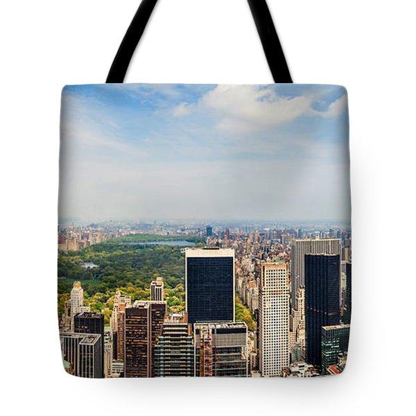 Megacity Tote Bag
