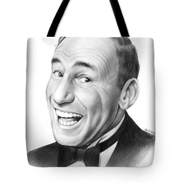 Mel Brooks Tote Bag