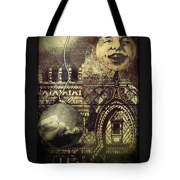 Melies Man In The Moon Tote Bag