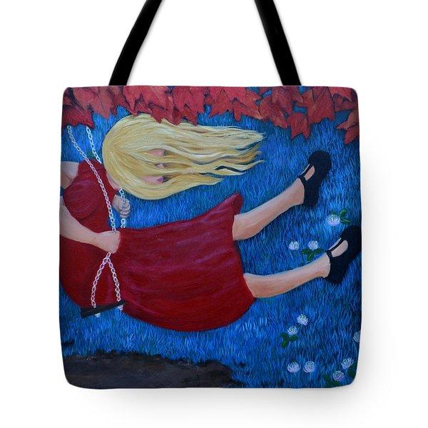 Melissa Tote Bag