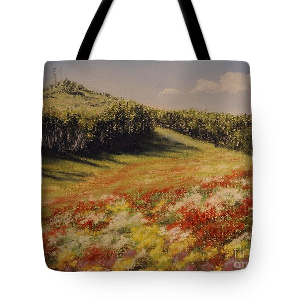 Melkow Trail  Tote Bag