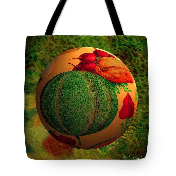 Melon Ball  Tote Bag