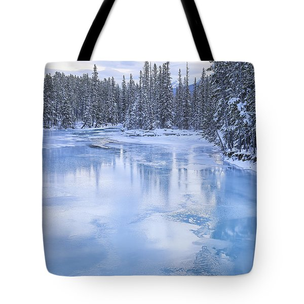 Melt Away Tote Bag