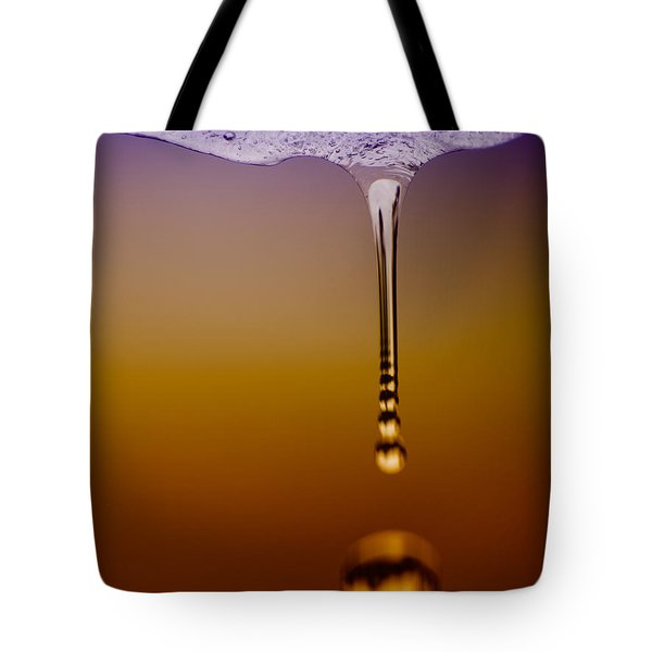 Melt Three Tote Bag by Bob Orsillo