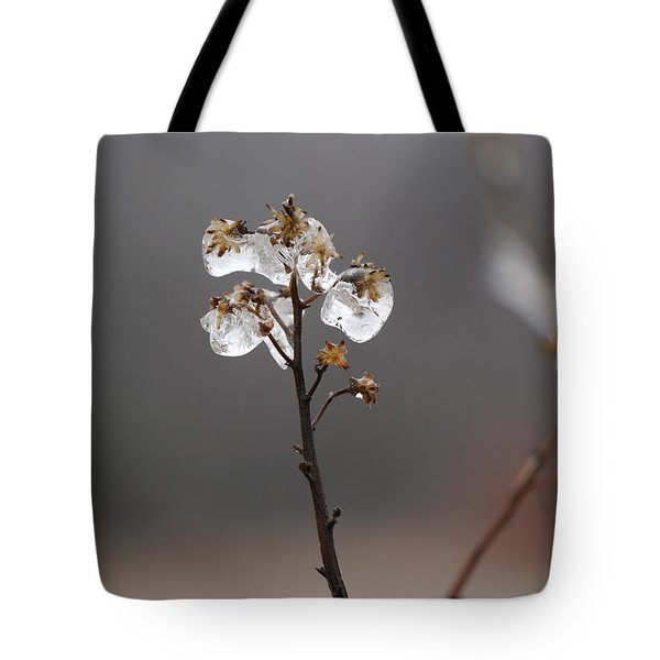 Melting Away Tote Bag