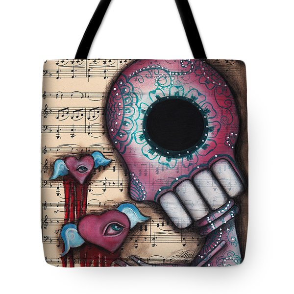 Melting Hearts  Tote Bag