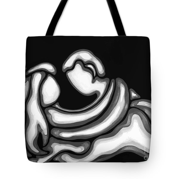 Melting Into You Tote Bag