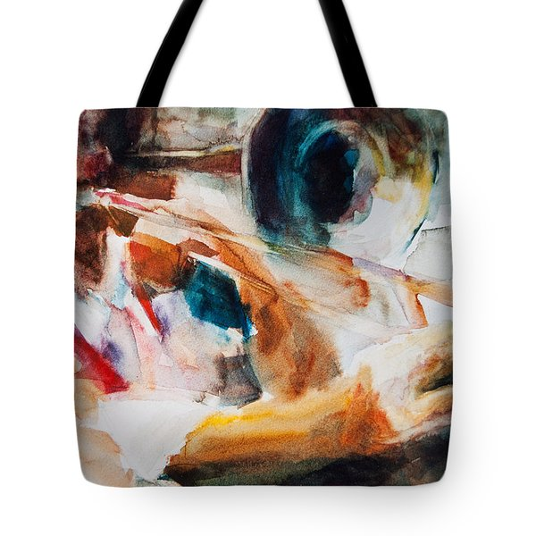Member Of The Band Tote Bag