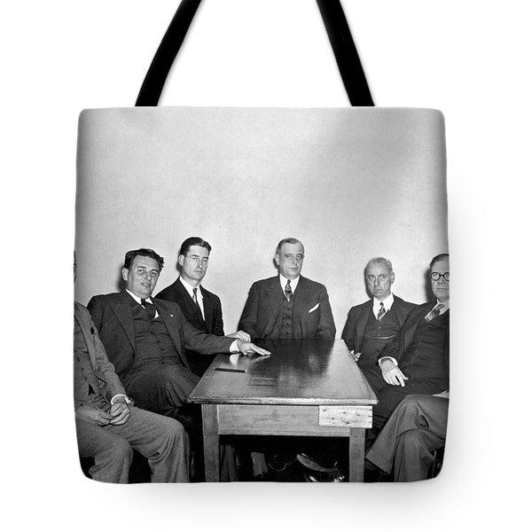 Members Of The Nra Board Tote Bag