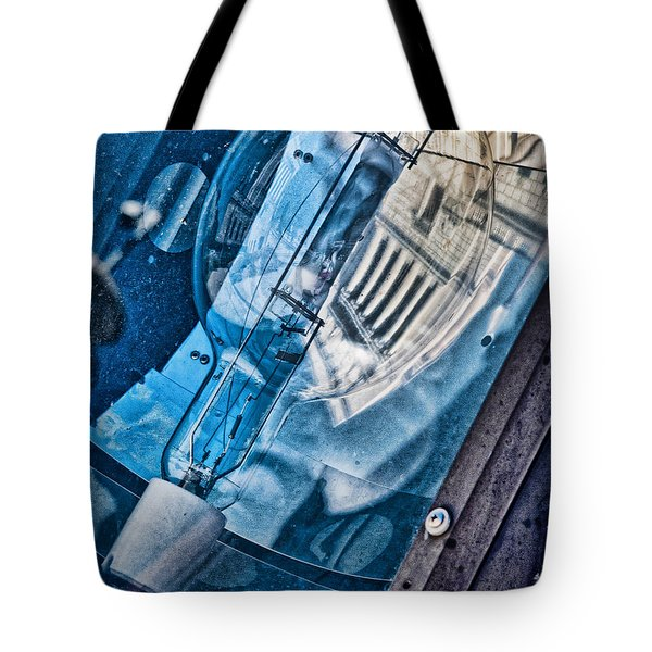 Memorial Reflection Tote Bag
