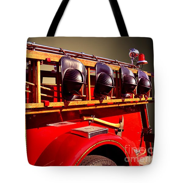 Memorial To Our Fallen Heroes Tote Bag by Jim Carrell