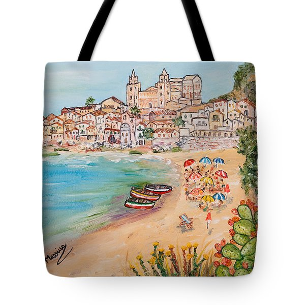 Memorie D'estate Tote Bag