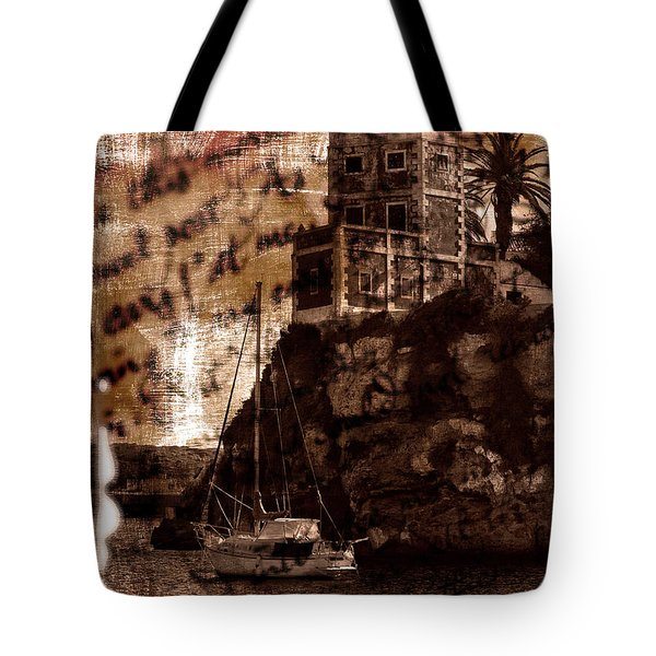 Memories By The Sea Tote Bag