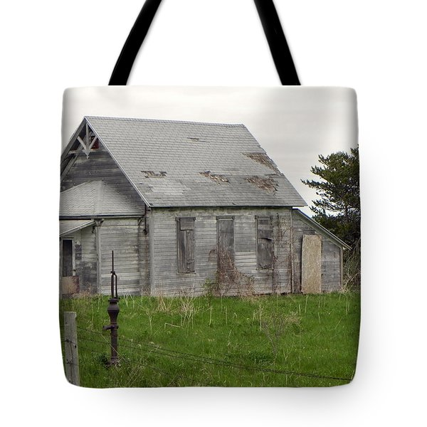 Tote Bag featuring the photograph Memories by Deb Halloran