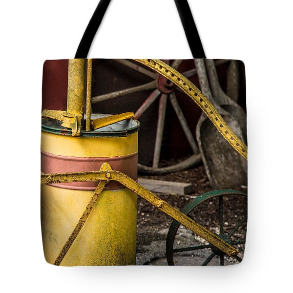 Memories From Days Past Tote Bag