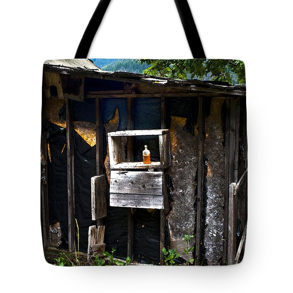 Memories In Amber Tote Bag by Sandi Mikuse