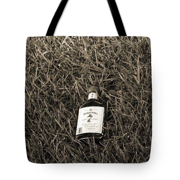 Tote Bag featuring the photograph Memories by Maggy Marsh