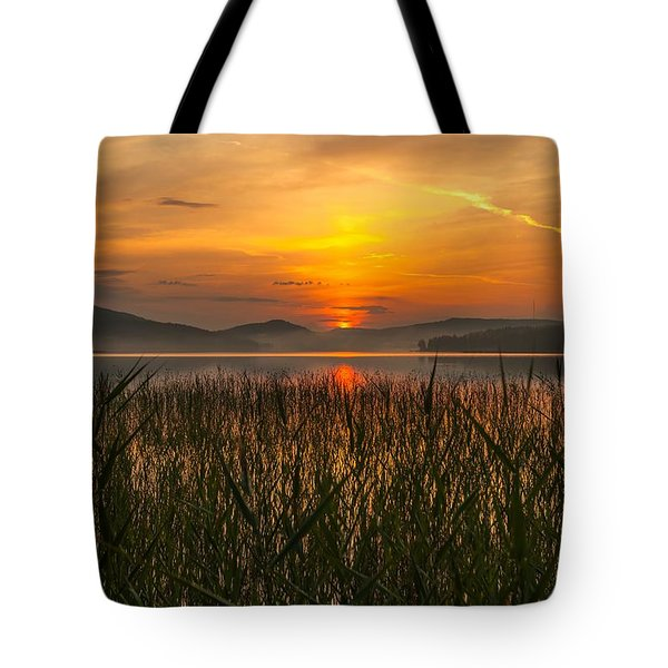 Peace Of Mind Tote Bag by Rose-Maries Pictures