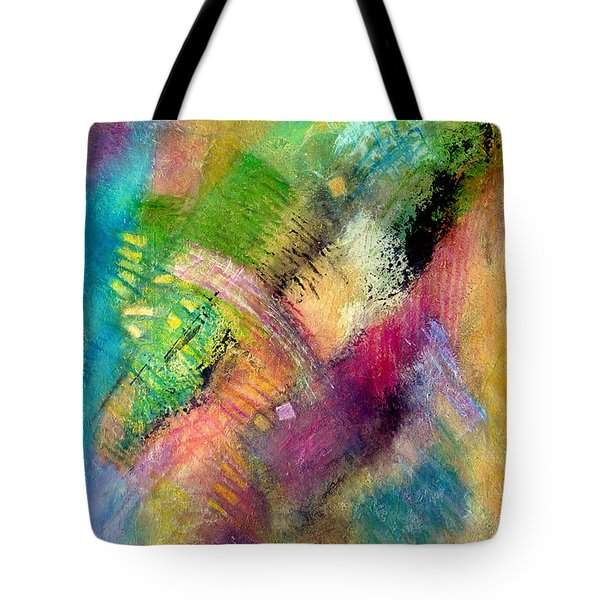 Memories Of My Youth #2 Tote Bag