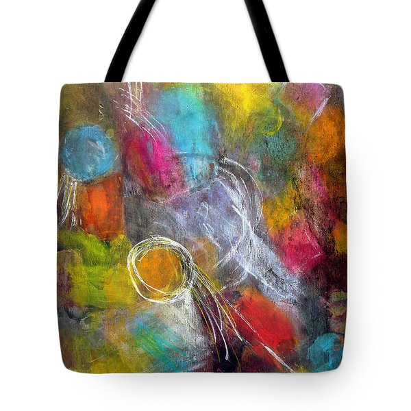 Memories Of My Youth Tote Bag